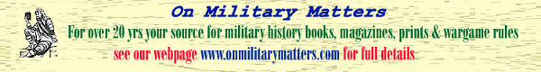On Military Matters